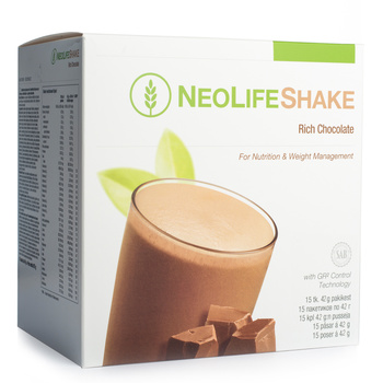 NeoLifeShake Rich Chocolate, Meal Replacement Protein Shake