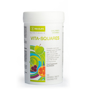 Vita-Squares, Children´s  Food supplement, chewable tablets