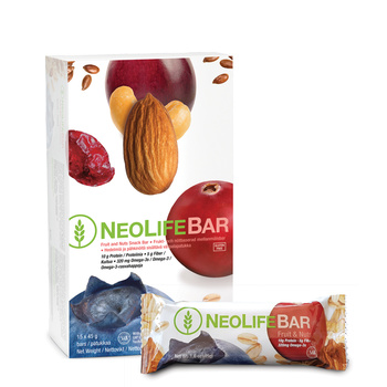 NeoLifeBar, Fruit & Nuts, Snack bar